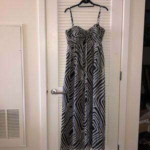 White House Black Market spring dress